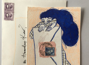 Letters from The Snail Mail Project