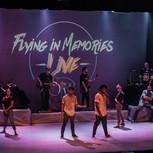 Flying in memories Live