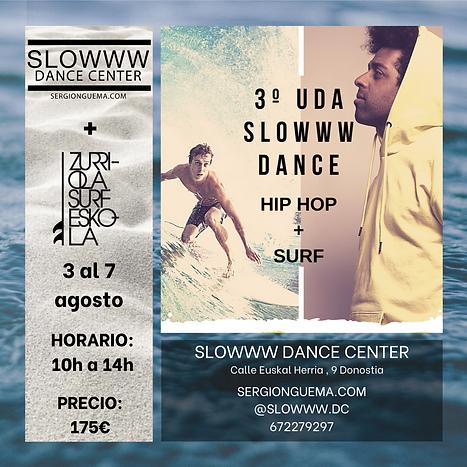 cartel III uda Slowww Dance agosto.png