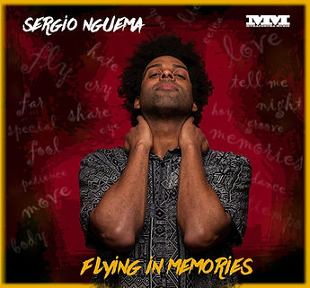 SERGIO NGUEMA - FLYING IN MEMORIES 2019