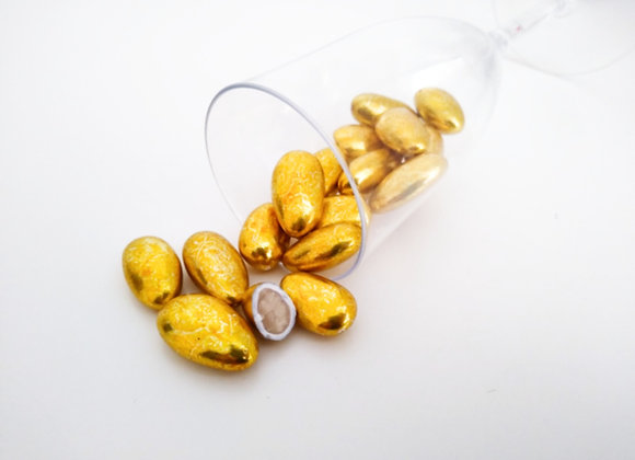 SUGARED ALMONDS CONFETTI GOLD