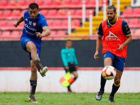 AMISTOSO INTERNACIONAL: NECAXA 0-0 HEREDIANO