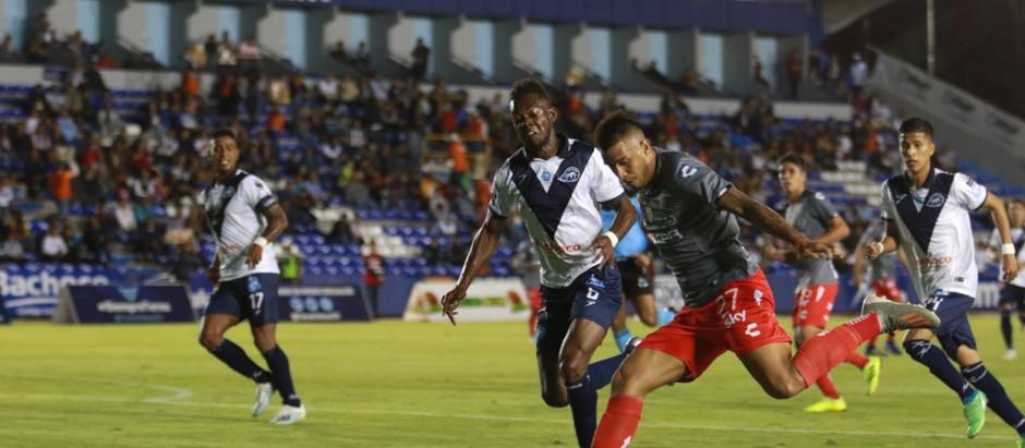SE CONSUMÓ LA ELIMINACIÓN DE NECAXA EN LA COPA MX: CELAYA GANA 1-0