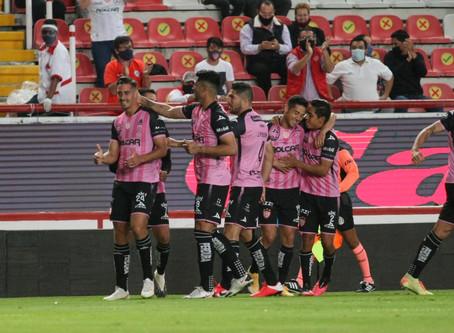 ¡VUELVE LA AFICIÓN AL VICTORIA Y EL NECAXA LE REGALA VALIOSO TRIUNFO 2-0 SOBRE XOLOS!