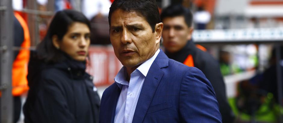 """ALFONSO SOSA: """"MERECIDAMENTE SACAMOS LOS TRES PUNTOS"""""""