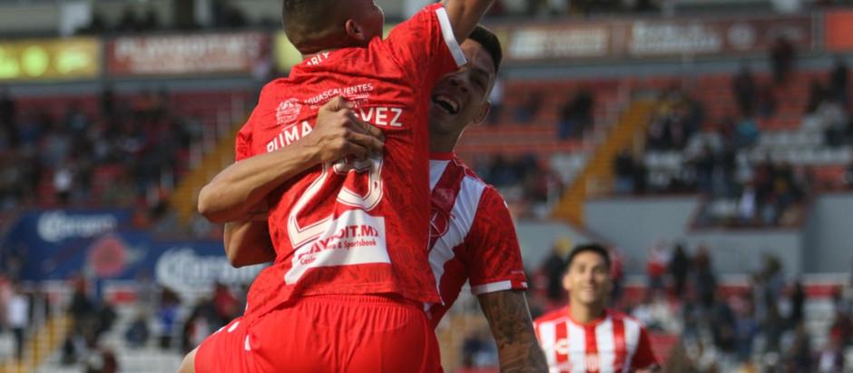 NECAXA HIZO VALER LA LOCALIA Y DERROTÓ 2-0 AL PUEBLA.