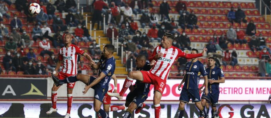 ¡AGÓNICO TRIUNFO DEL NECAXA 1-0 SOBRE EL ATLETICO DE SAN LUIS.!