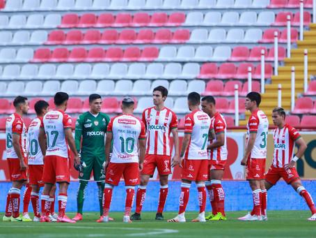 TIGRES CAMINANDO EN EL VICTORIA DERROTO 3-0 A UN INOPERANTE NECAXA.