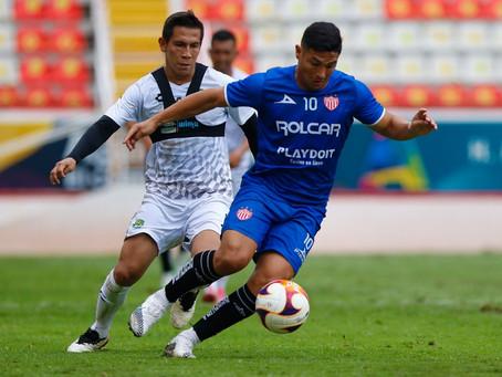 PRETEMPORADA: NECAXA SE IMPUSO 3-0 AL LEÓN.