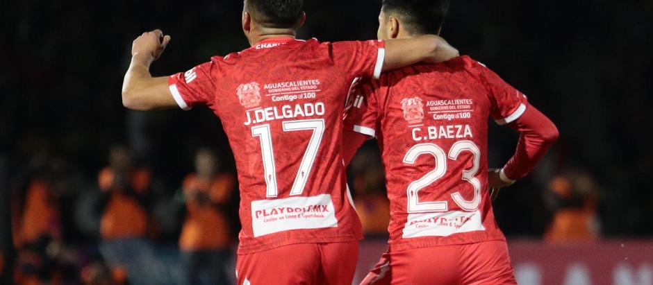 ¡PESIMA NOCHE DE YOSGART GUTIÉRREZ Y NECAXA PIERDE EL INVICTO EN JUAREZ: 2-1!