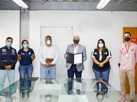 CLUB NECAXA CONTINUARA DANDO MANTENIMIENTO DE CAMELLONES EN AGUASCALIENTES.