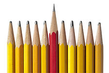 Sharpest Pencil in the Bunch_ metaphor f