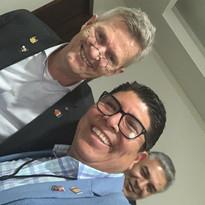 PI Holger Knaack & DG Sergio Cruz