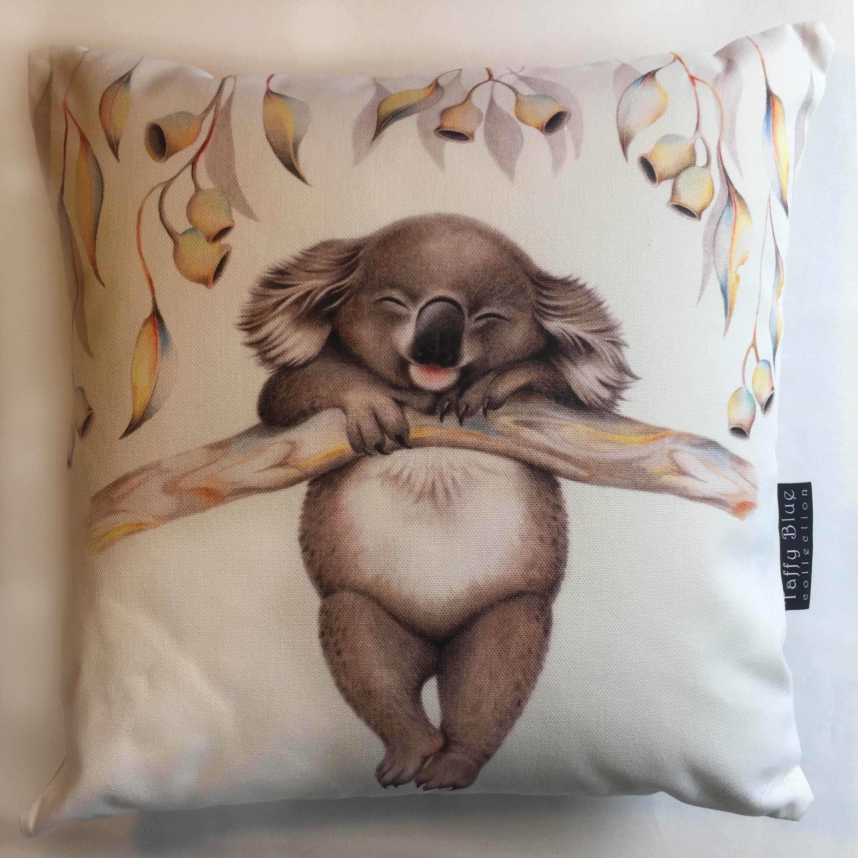 Hanging Koala Cushion