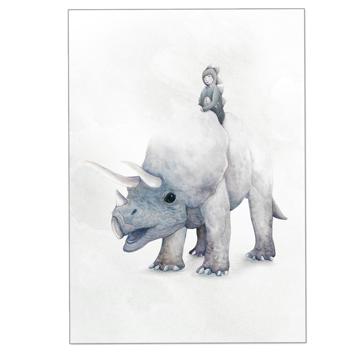 Triceratops Hero