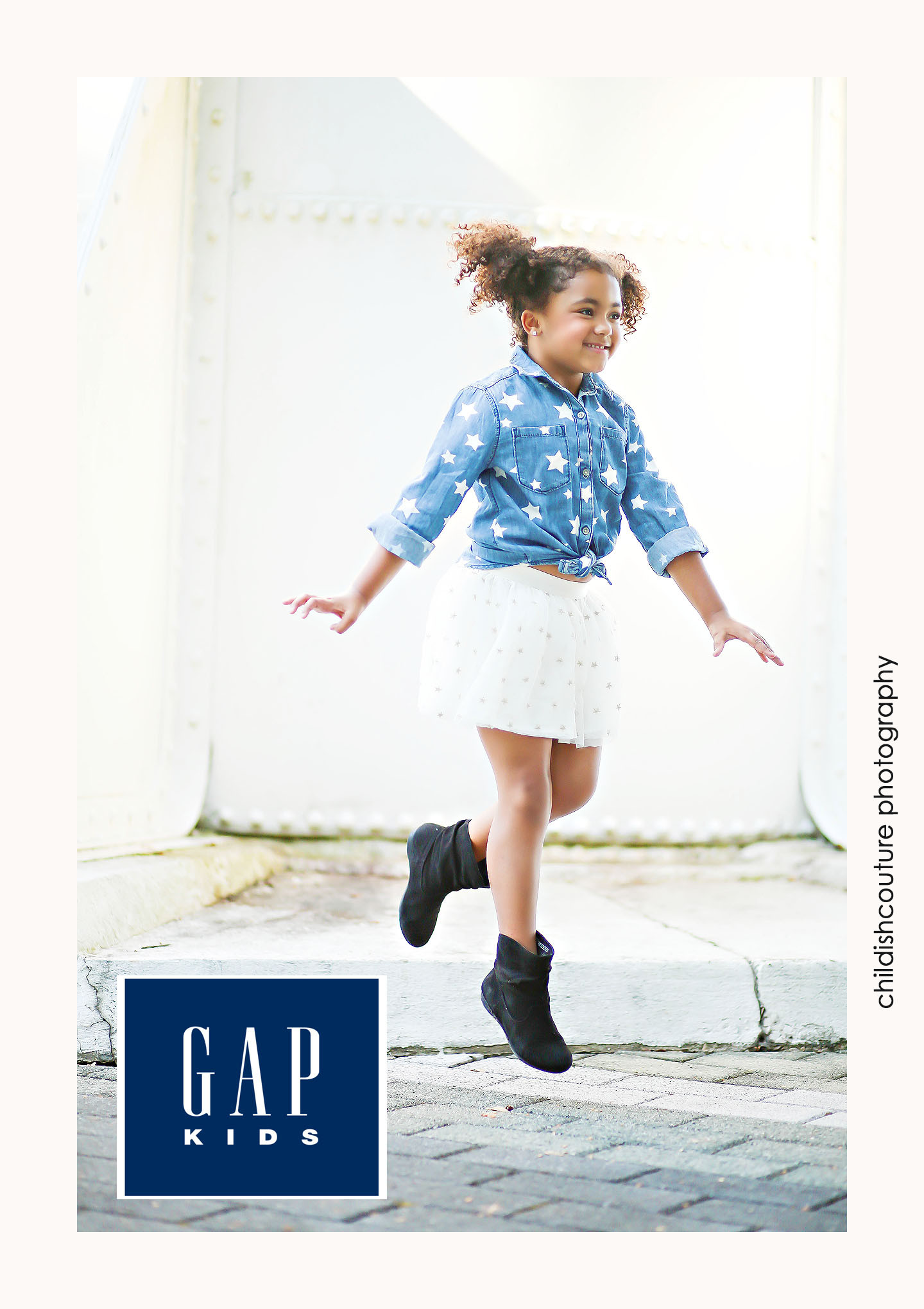 Children's Couture Stylized Session