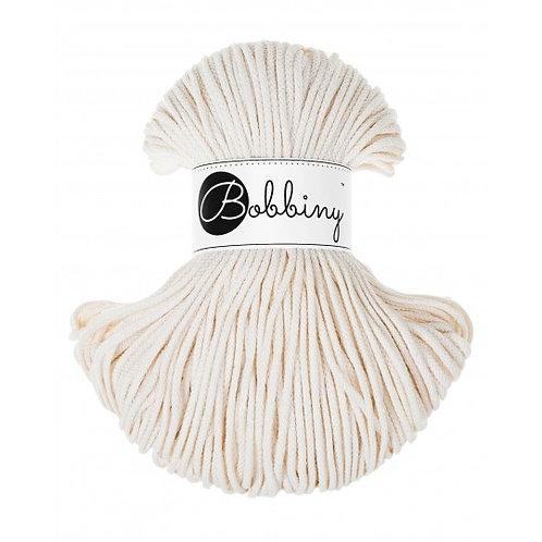 Natural Bobbiny cord 3mm