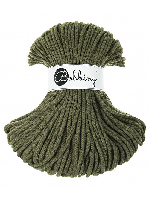 Avocado Bobbiny cord 5mm
