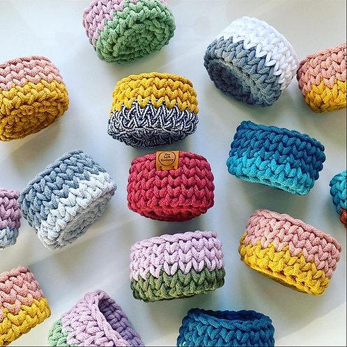 'Tutti Frutti' Tiny Basket