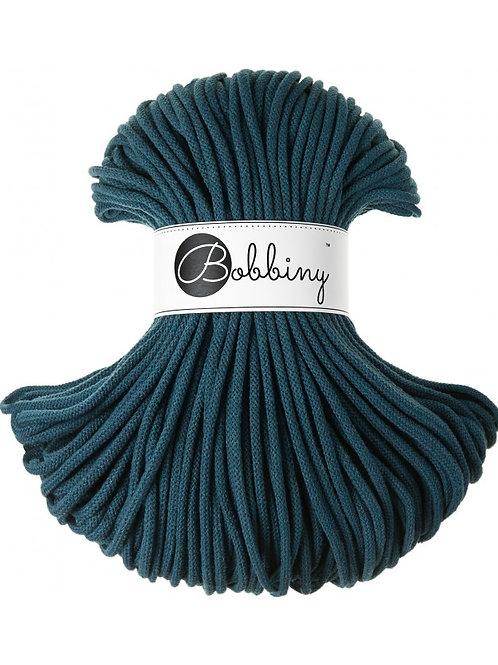 Peacock Bobbiny cord 5mm
