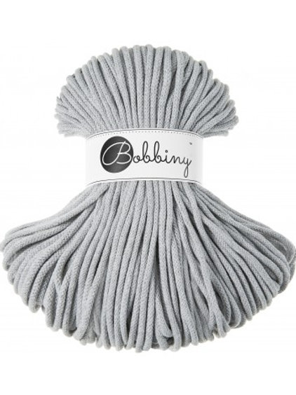 Light Grey Bobbiny cord 5mm