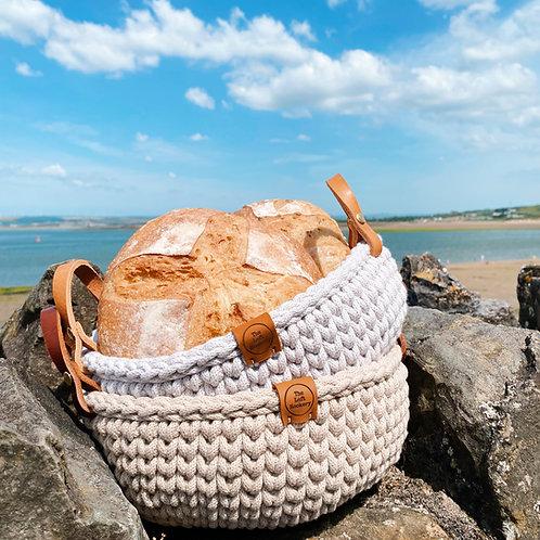 'The Appledore' Bread Basket