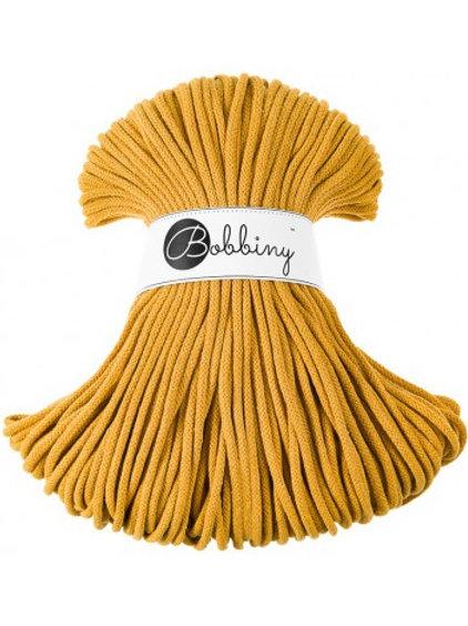 Mustard Bobbiny cord 5mm