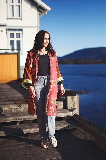 Kimono, halvlang