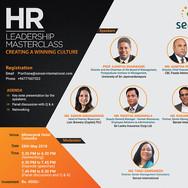 HR Leadership Masterclass