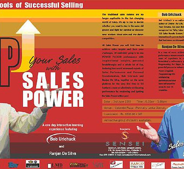 Mega Learning Events in Sales