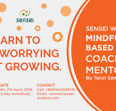 Mindfulness based Coaching and Mentoring