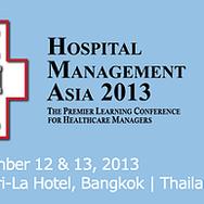 Hospital Management Asia 2013