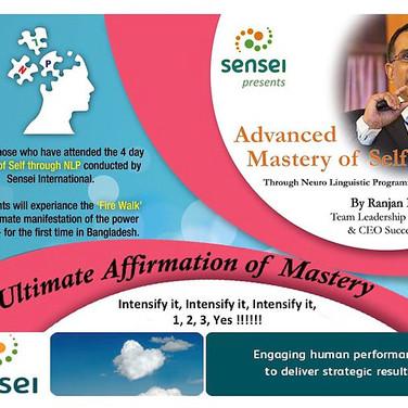 Advanced Mastery of Self