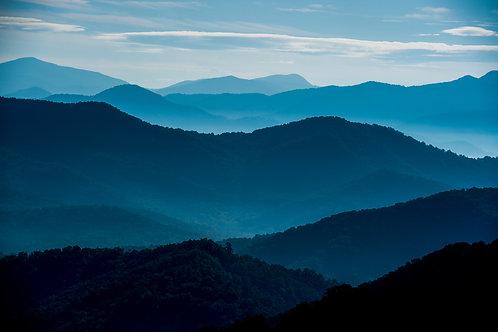 Blue Ridge Dawn