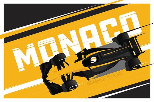 MONACO / JP X ADAM PIGOTT (yellow)