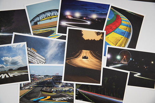 Le Mans Collection - Ten 5x7 Prints