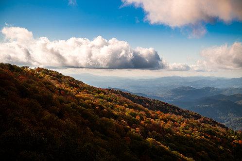 Blue Ridge Autumn