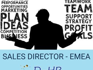 Sales Director - EMEA