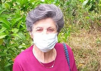 2תמונה של אמא שלי לפוסט קורונה