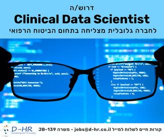 Clinical Data Scientist