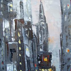 city11, 6x6, oil, sold