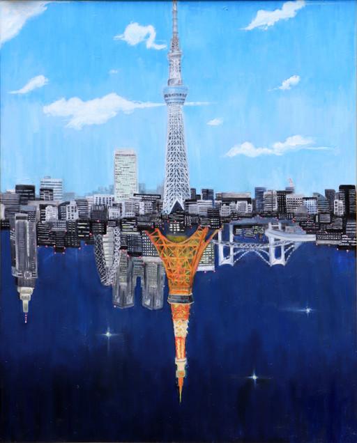 12. 角田 輝 「TOKYOPARADOX」