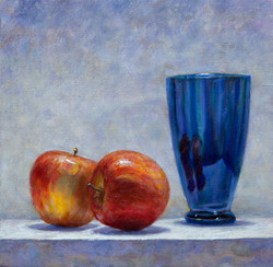 """""""Apple and Glass"""""""