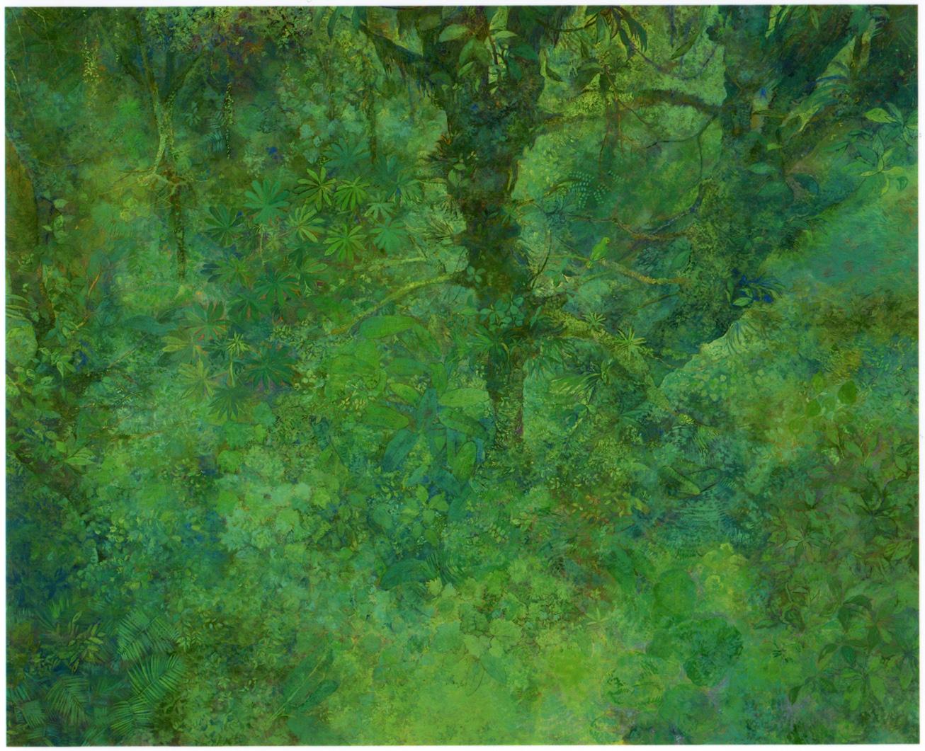 green day(229×186cm)