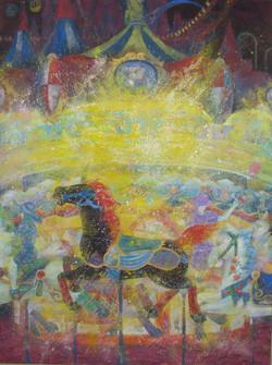 58_Memory_of_light_1988_185cm×230cm