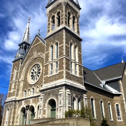 St John Chrysostum South Bell Tower Restoration