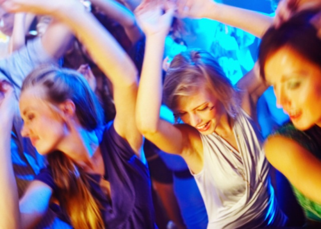 Tanzende Girls