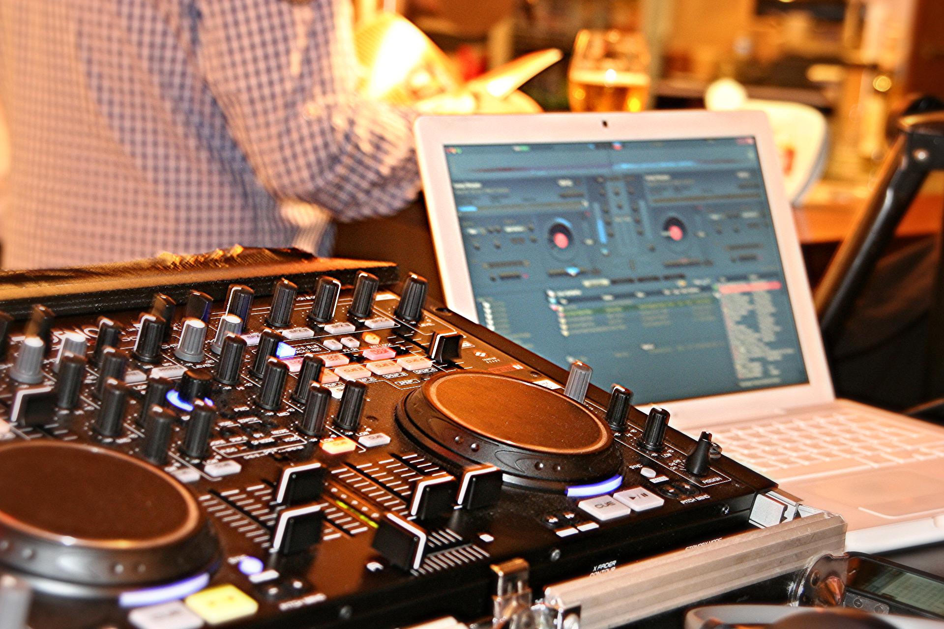DJ Mixer Denon MC 6000
