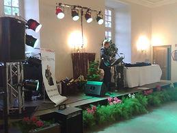 DJ Hochzeit Schloss Horst
