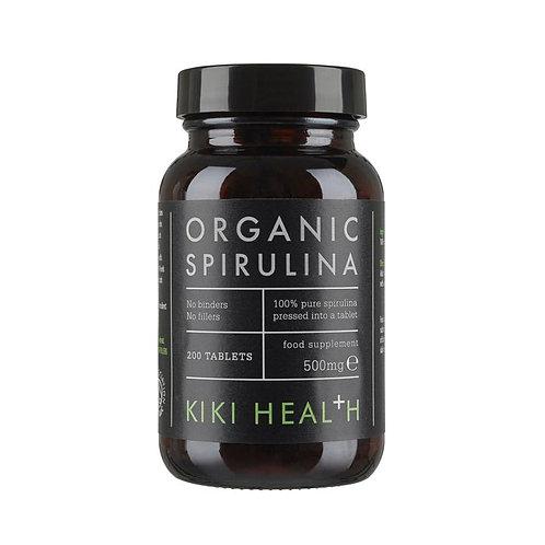 Kiki Health Organic Spirulina Tablets